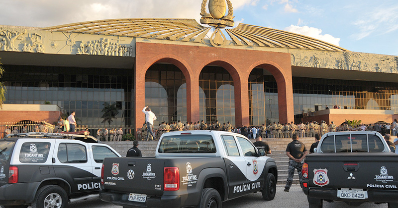 Entre as ações contempladas na LDO está a força tarefa de combate à criminalidade