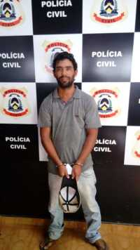 Suspeito de homicídio é preso pela Polícia Civil em Miranorte