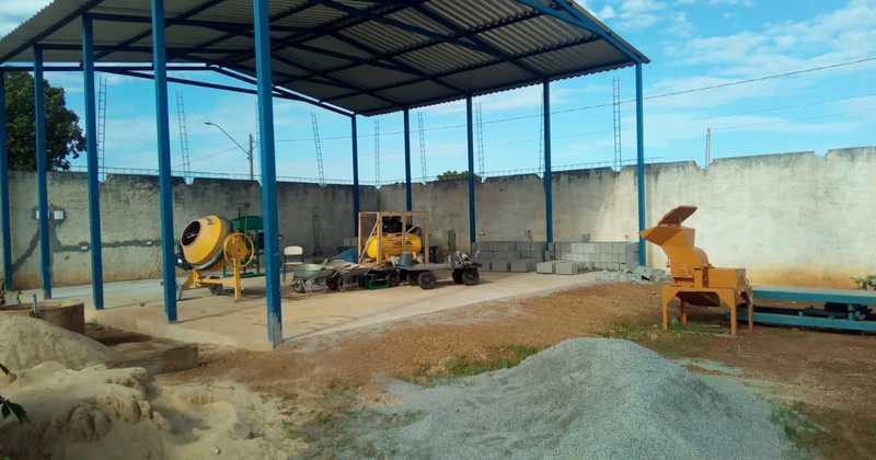 Os artefatos, inicialmente, serão utilizados também na melhoria da estrutura da unidade prisional.