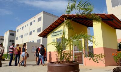 O Residencial Parque da Praia conta com infraestrutura completa para os 160 apartamentos entregues