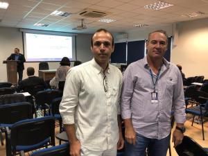 Técnicos da Metrologia Estadual dão a sua contribuição e participam das discussões a respeito da legislação metrológica