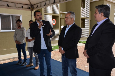O vice-governador, Wanderlei Barbosa, defende a expansão do Programa Minha Casa Minha Vida para mais municípios