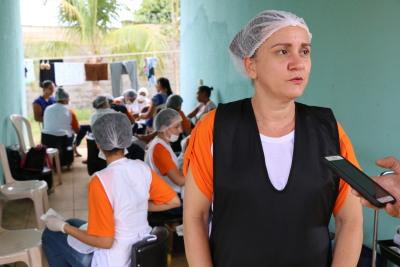 Lorena Rangel de Souza disse que se sente preparada para atuar na área