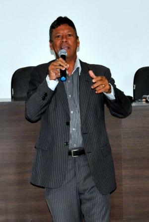 Prestigiou o evento o promotor de Justiça Pedro Geraldo Cunha de Aguiar, o qual atua na área de meio ambiente