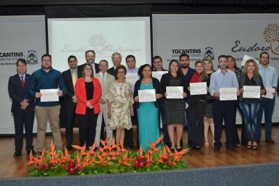 Premiados nas categorias Gestão e Políticas Públicas