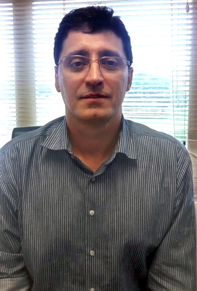 Romis Alberto da Silva é servidor público de carreira da companhia de Saneamento de Goiás (Saneago)