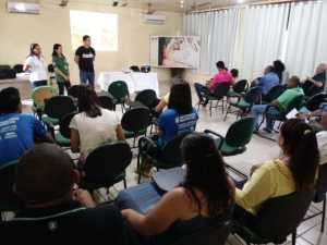 """""""O lixo na nossa região não pode ser um problema, mas sim uma solução"""", disse secretário de Desenvolvimento Econômico, Meio Ambiente e Turismo, de Mateiros, Héberson Martins"""