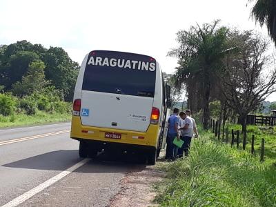 A finalidade específica é de fiscalizar e coibir o transporte clandestino de passageiros e garantir a segurança aos passageiros