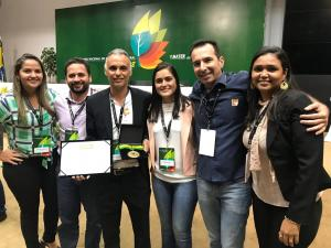 Equipe do Ruraltins prestigia a Semana Nacional do Extensionista 2018