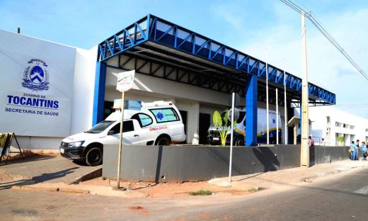 Hospital Regional de Araguaína é uma unidade de média e alta complexidade que atende pacientes do Tocantins, do sul do Pará e do Maranhão