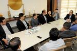 Carlesse sinalizou disposição em ajudar o setor a se desenvolver