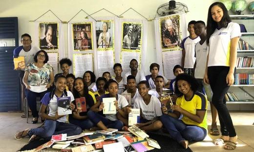 Campanha já resultou na devolução de mais de 800 livros