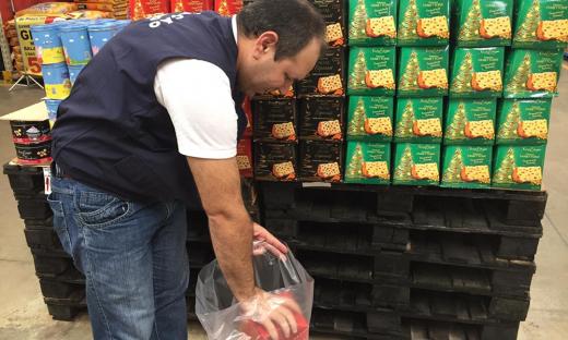 Agentes realizam a Operação Natal em Palmas e Araguaína