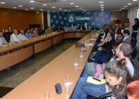 A resolução foi  pauta da 55ª reunião do Coema em 2018
