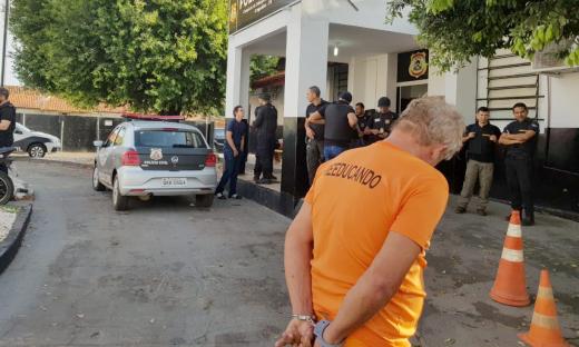 Operação resulta em mais um cumprimento de mandado de prisão em Marabá