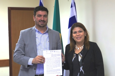 A oferta do curso foi oficializada por meio de acordo assinado pela Seduc e Unitins