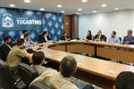 Reunião do Coema ocorreu no Palácio Araguaia