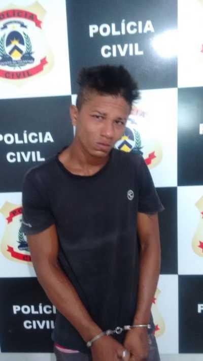 Suspeito de cometer tentativa de homicídio é preso pela Polícia Civil em Miracema