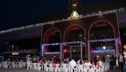 Cantata de natal e iluminação do Palácio Araguaia
