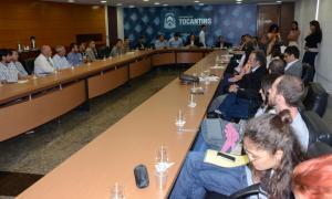 Na pauta da 55ª reunião do COEMA a atividade de piscicultura fechou os trabalhos do colegiado em 2018 - Aldemar Ribeiro/Governo do Tocantins