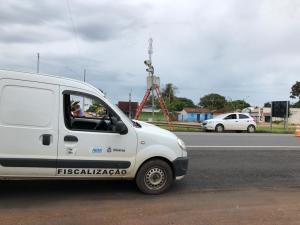 Radares da BR-153 são fiscalizados pela Agência de Metrologia