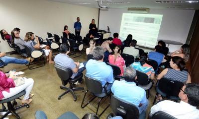 Os encontros acontecem no auditório da CGPT e devem contar com a participação de 80 técnicos da área