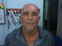 Reinaldo Mascarenhas preso pela Polícia Civil e suspeito de praticar vários crimes em Dianópolis
