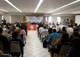 Reunião Ordinária do Conselho Nacional de Assistência Social
