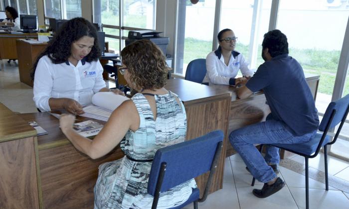Empréstimo para servidores públicos foi um dos carros-chefes do BEM este ano - Governo do Tocantins