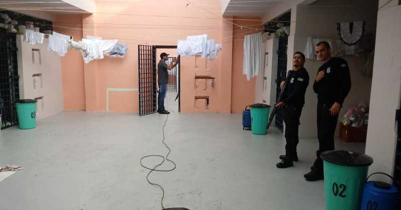 Obra em CPP Araguaína