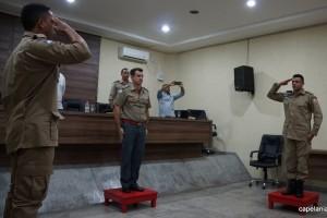 2ª Companhia de Bombeiros Militar, em Colinas, está com novo comandante