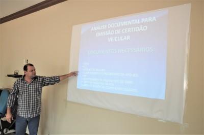 ATR realiza encontros com cooperados do transporte público em Araguaína e Araguatins