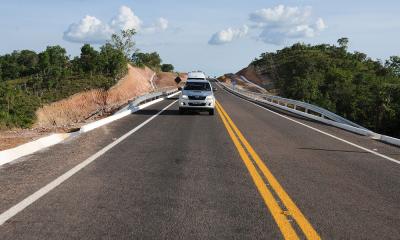 A rodovia, denominada José Aires Rodrigues em homenagem a um pioneiro da região, beneficia diretamente a população do Vale do Araguaia, estimada em mais de 51 mil pessoas
