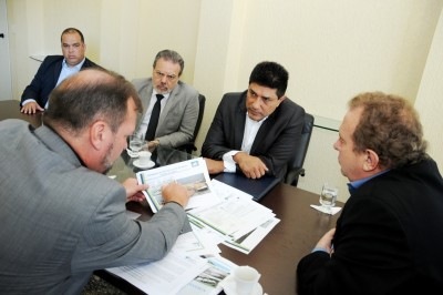 Várias reuniões e negociações sobre o Porto de Praia Norte ocorreram em 2018