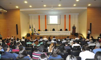 Fórum discutiu cadeias produtivas para o desenvolvimento de energia sustentável e renovável