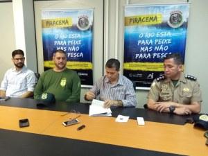 Naturatins assinou em 31/10, portaria que oficializa o período da piracema no Tocantins
