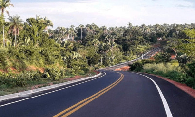 O trecho tem a extensão de 7,8 km.
