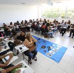 Formação da Olimpíada de Língua Portuguesa em Palmas