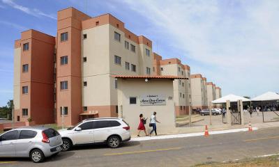 80 famílias foram beneficiados com unidades habitacionais do Residencial Maria Olívia Carlesse - Governo do Tocantins
