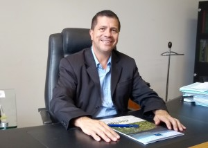 Presidente do Naturatins Marcelo Falcão