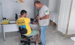 Unidade faz acompanhamento periódico de saúde dos reeducandos