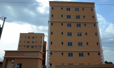 Em setembro desse ano, o Governo do Estado entregou 84 apartamentos do Programa Minha Casa Minha Vida Faixa 02, no Residencial Saturno