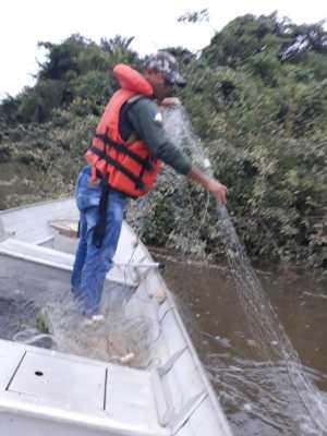 Em vigor desde 1º de novembro deste ano, o período da piracema no Tocantins se estende até o dia 28 de fevereiro de 2019