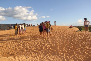 Com um cenário único, as dunas do Jalapão  registraram recorde de visitação em 2018
