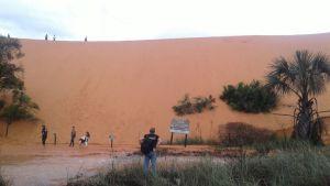 Mais de 32 mil turistas visistaram as dunas em 2018