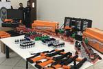 Unidades prisionais recebem equipamentos menos letais que contribuirão com a segurança
