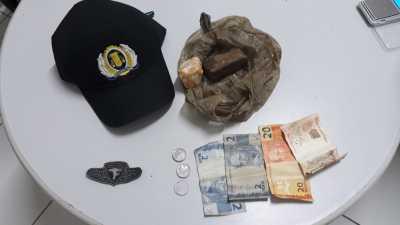 Homem é detido pela PM em Pedro Afonso por tráfico de drogas.jpeg