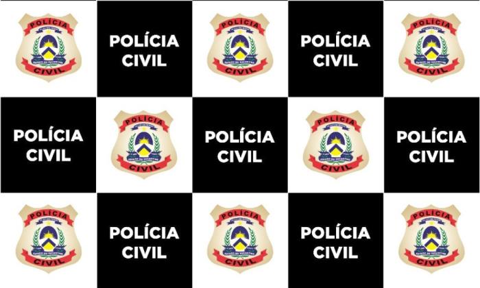 Policiais da DEIC de Araguatins deram cumprimento a mandado de prisão de suspeito de envolvimento em roubo de carga de cigarros