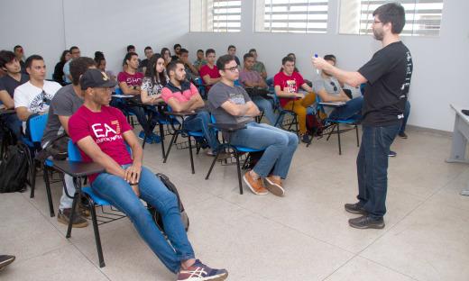 São 169 vagas para atender os cursos e serviços ofertados pela Unitins em Palmas, Araguatins, Augustinópolis e Dianópolis