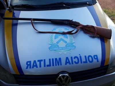 PM detém indivíduo por porte ilegal de arma de fogo em Aliança_400.jpg